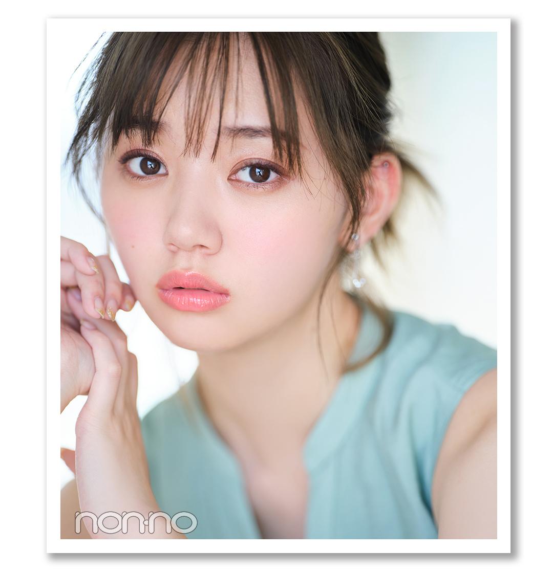 恋活リップ2020は「ピーチピンク」に決定です! 江野沢愛美