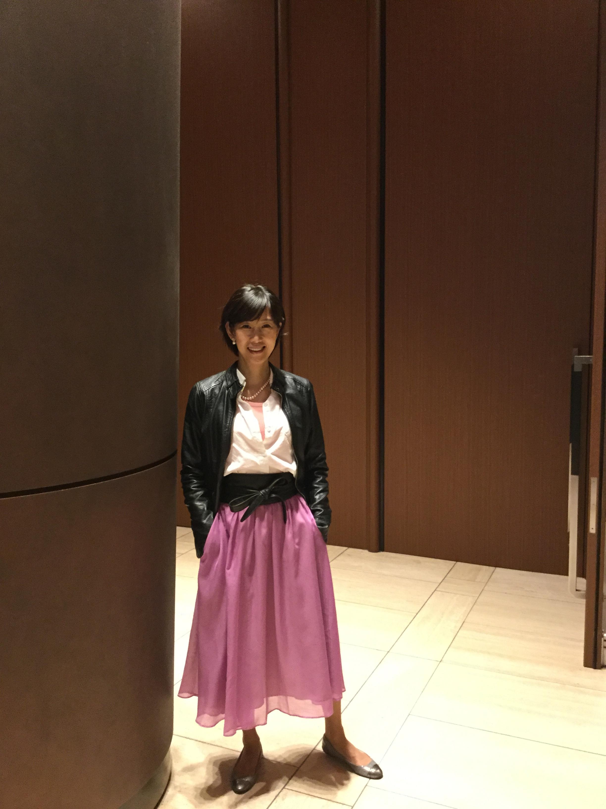新しいスカートでクラッシックコンサートへお出かけ_1_2-2