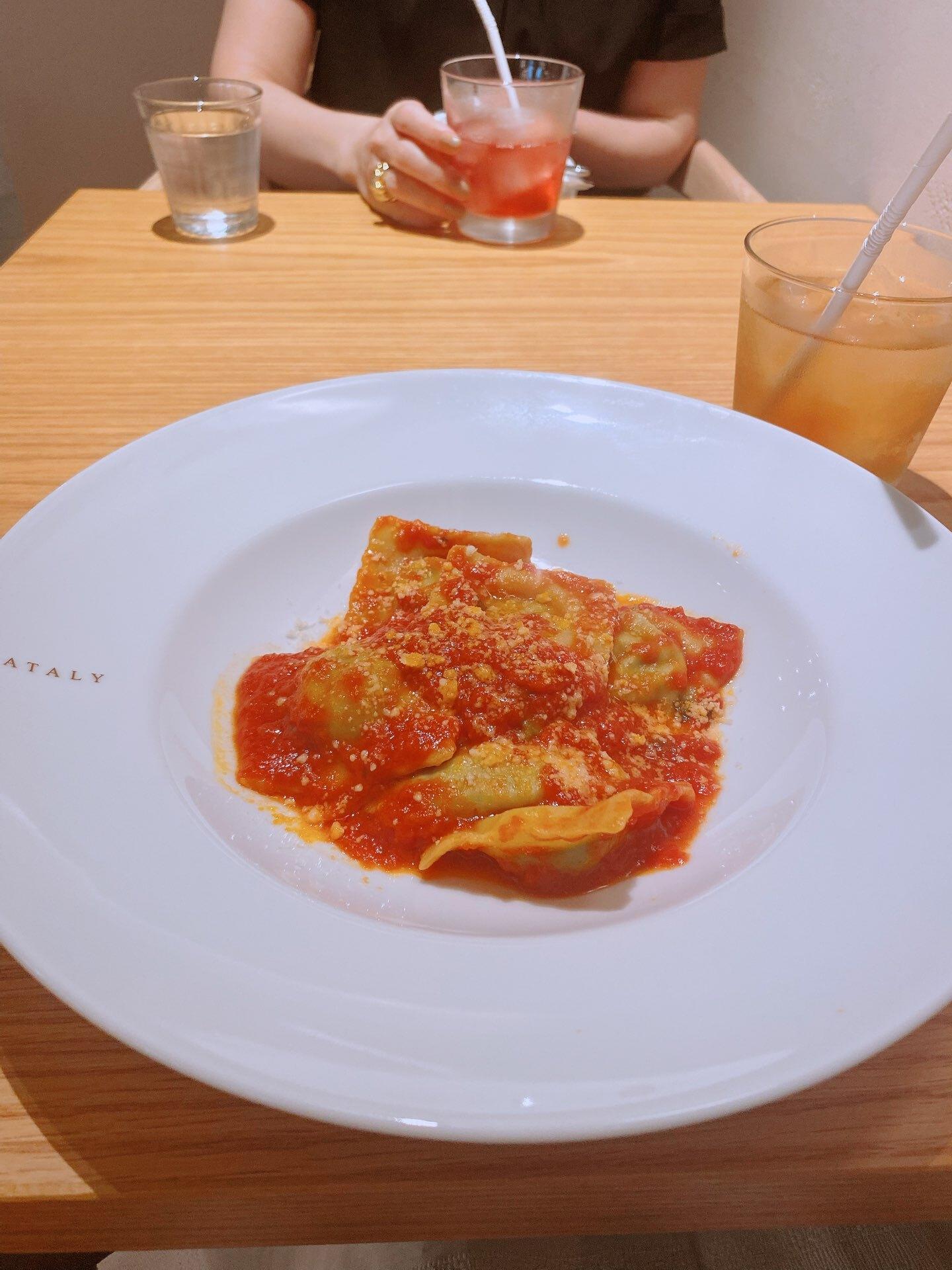 【GINZA SIX】イタリア気分が味わえるレストラン_1_2-1