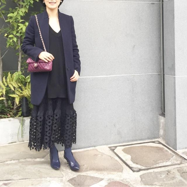 コート丈xスカートの長さのマイベストバランス!_1_3