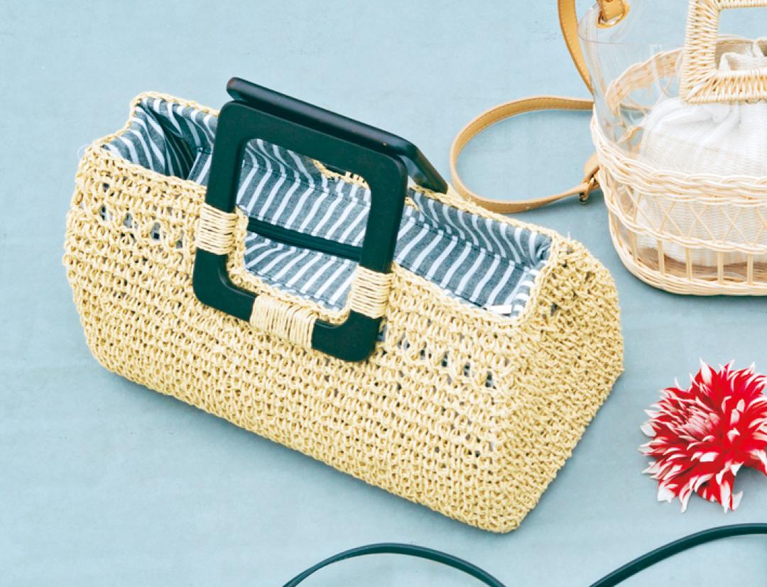 この夏は編み編みバッグが必須★ ネオナチュ&街リゾブームに乗る! _1_3-4