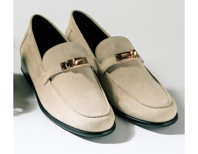 エルメスの靴「デスタン」