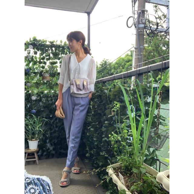 【未来コーデ日記】 2021/07/4~  雨しとしと日差し少なく蒸し暑い ✔東京_1_7-1