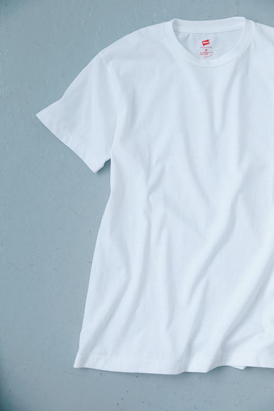 ヘインズのTシャツ