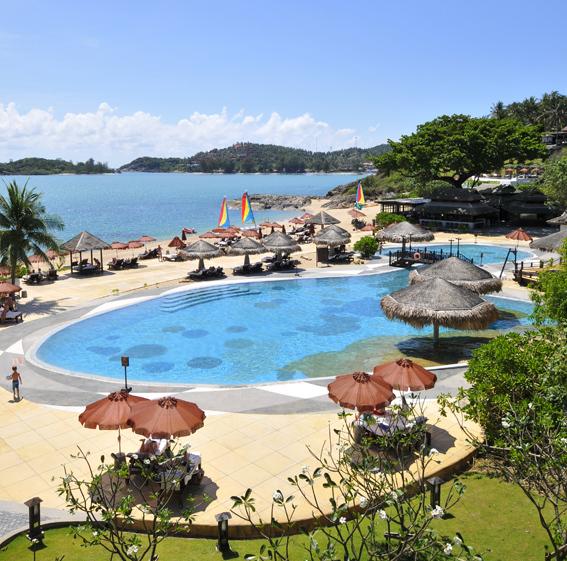 タイのビーチを楽しむ、ラグジュアリーな隠れ家リゾート5選_1_2-3