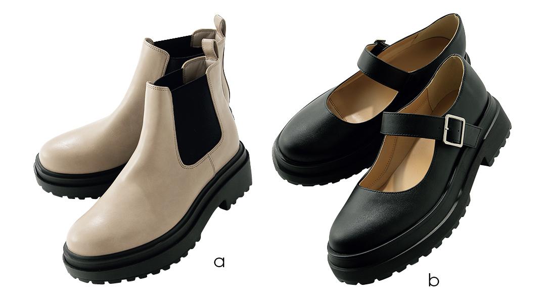 【GU春新作】高見えシルバーアクセサリー&盛れる厚底靴_1_5