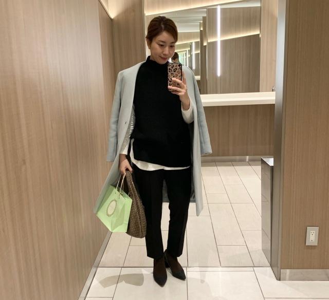 【ミニマルファッション方法論】モノトーンコーデ_1_4
