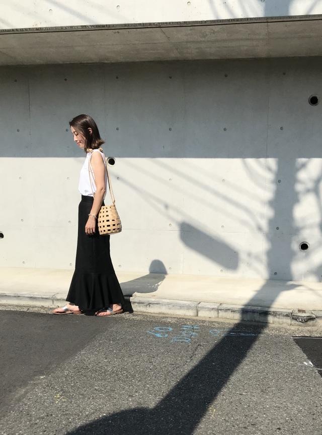暑い夏でもやっぱり黒が着たい!今年の夏は「モノトーンコーデ」に夢中_1_1