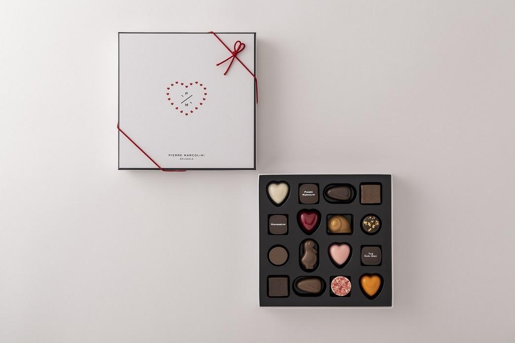 【バレンタイン2021情報】あれから20年‥‥!『ピエール マルコリーニ』の限定パッケージデザインが素敵!_1_1