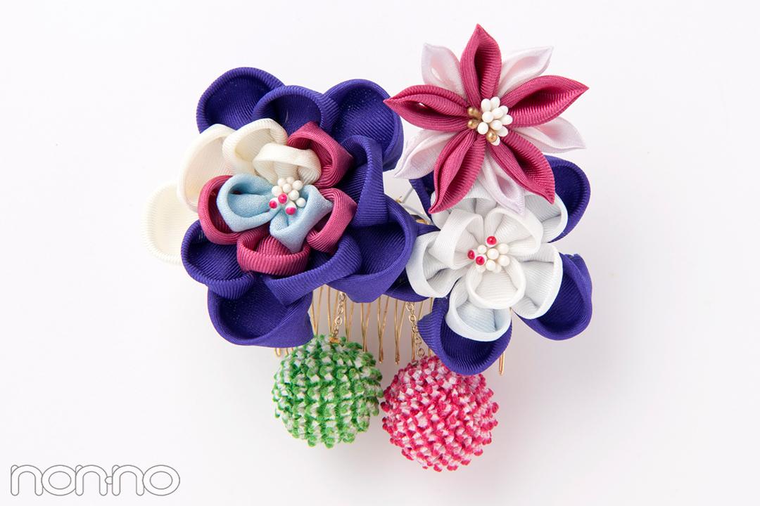 ボブの成人式にも似合う! 和装髪飾り「花かんざし」5選_1_2-4