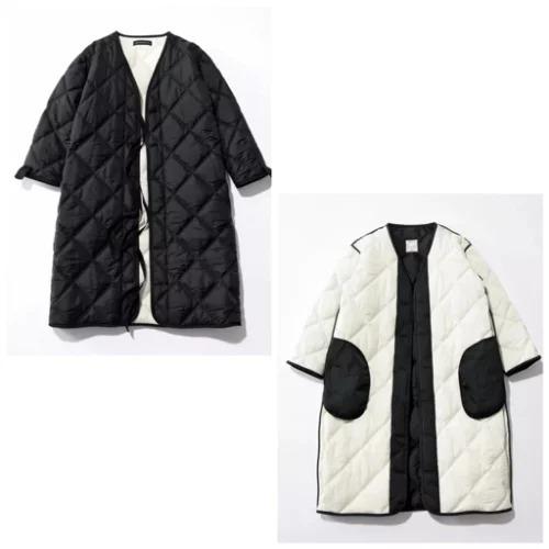 MADISONBLUE LINER COAT D QUILTING COAT ¥121,00