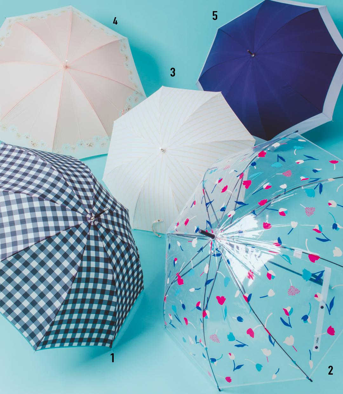 梅雨入りしたら可愛い傘でテンションアップ★ 軽量&晴雨兼用もご紹介!_1_3-1