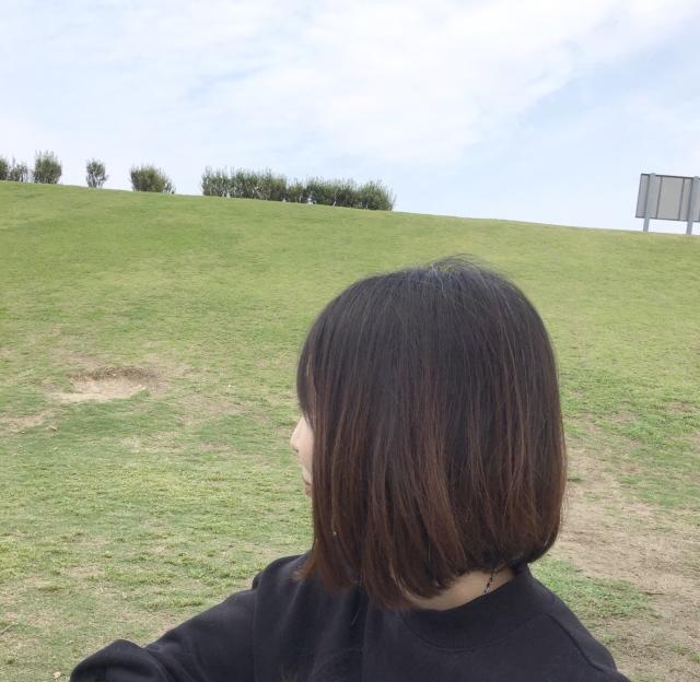 【40代 ヘアー】梅雨に打ち勝つボブスタイル_1_2-1