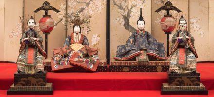 春、心ときめき、華やかに!徳川美術館「尾張徳川家の雛まつり」展_1_4