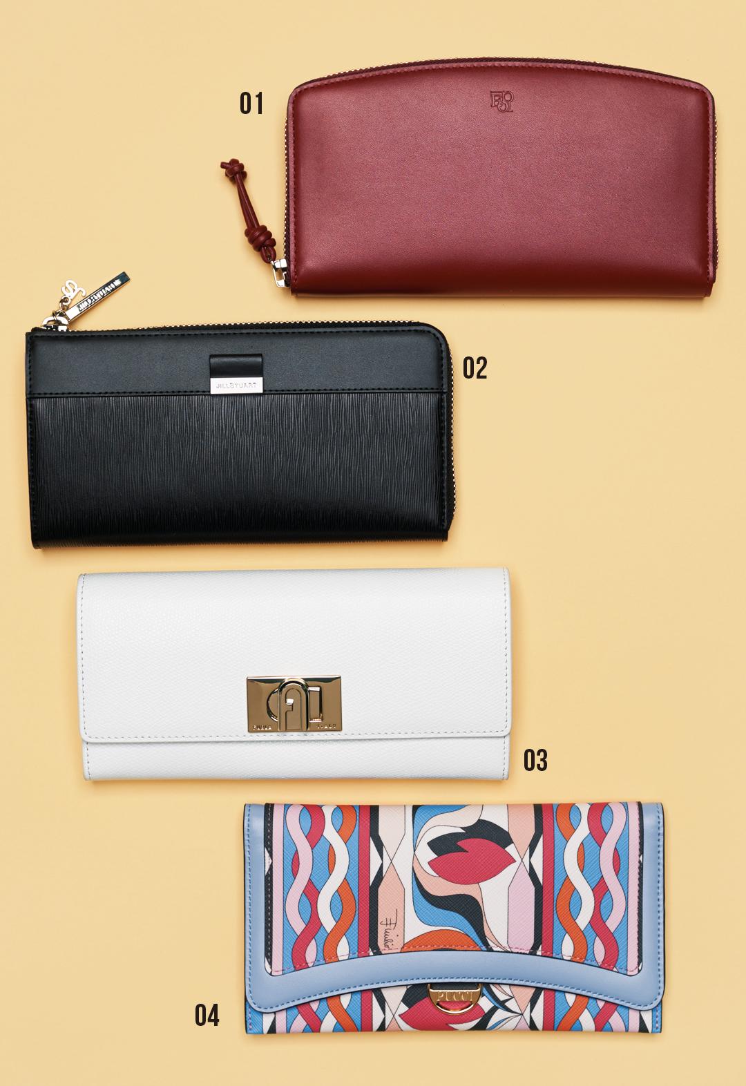 長財布派必見! 薄くて機能的な最新財布はコチラ♡【水晶玉子さんの2020年開運アドバイスつき】_1_2