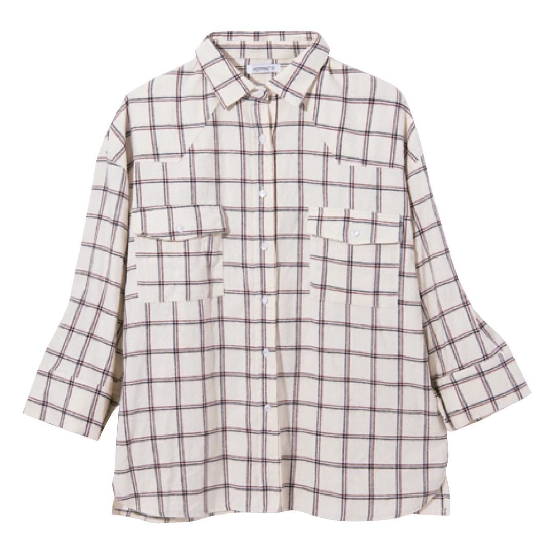 韓国ファッション初心者必見! ビッグシャツをおしゃれにはおるには?_1_2-2