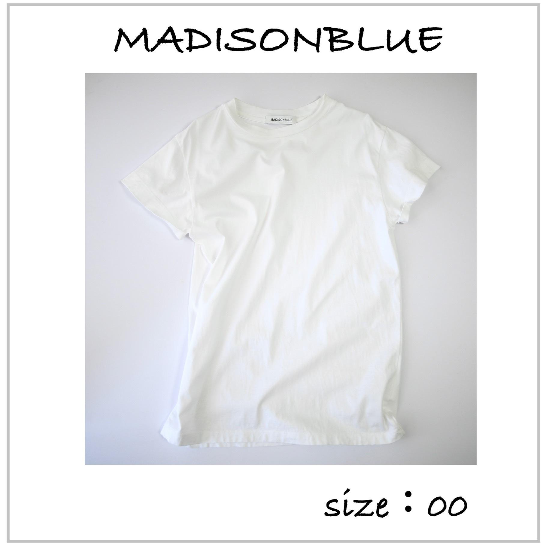小柄 Tシャツ madisonblue