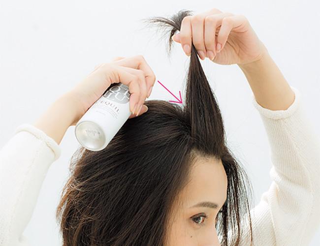 ぺったり前髪のためのスタイリングテクニック_1_2-1