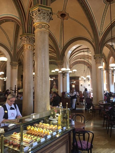 夏休み旅行 day6:オーストリア ウィーン1_1_8-1