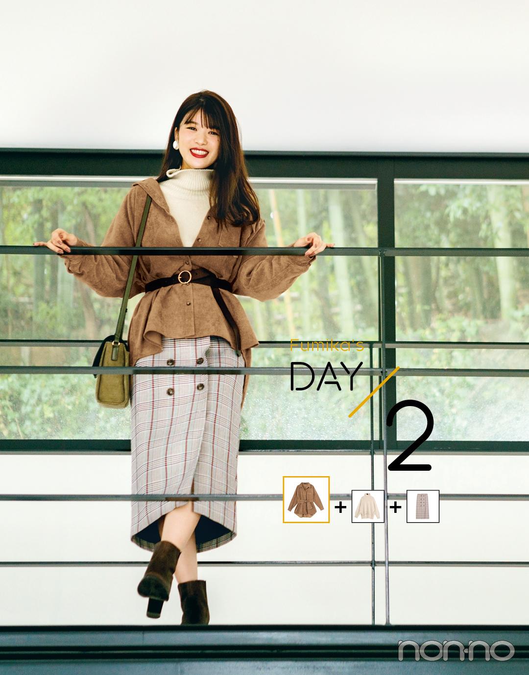 Fumika's DAY2