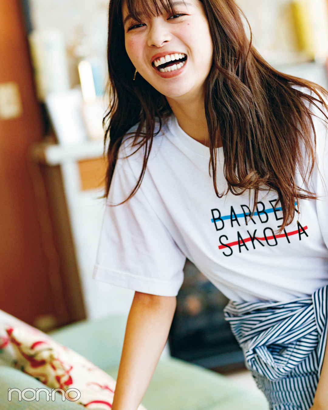 #STAYHOMEを楽しめるトレンドTシャツをもっと見る_1_9