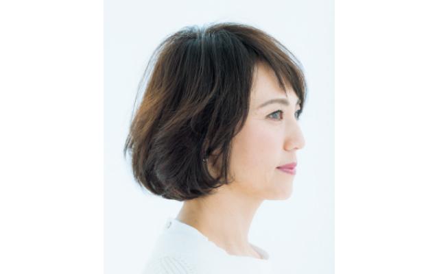 印象変えに効果大のWバングの前髪のサイド