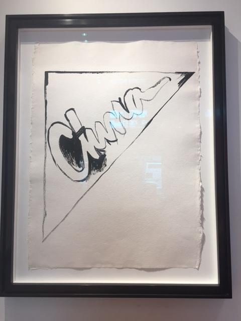 アンディーウォーホールの展示会をマンダリンオリエンタルで。_1_3-2