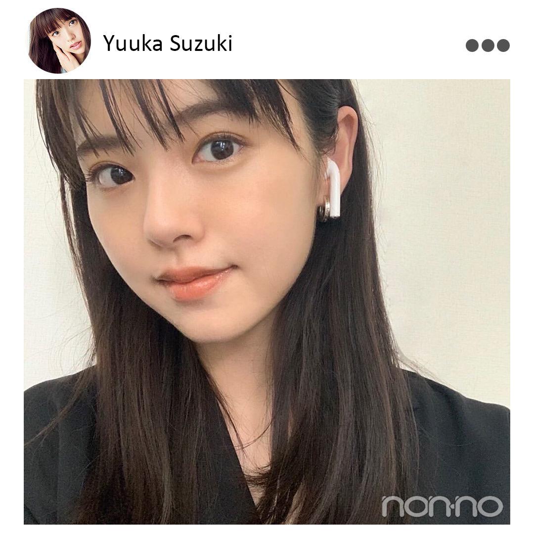 鈴木ゆうか Instagram(@nonno_magazine)