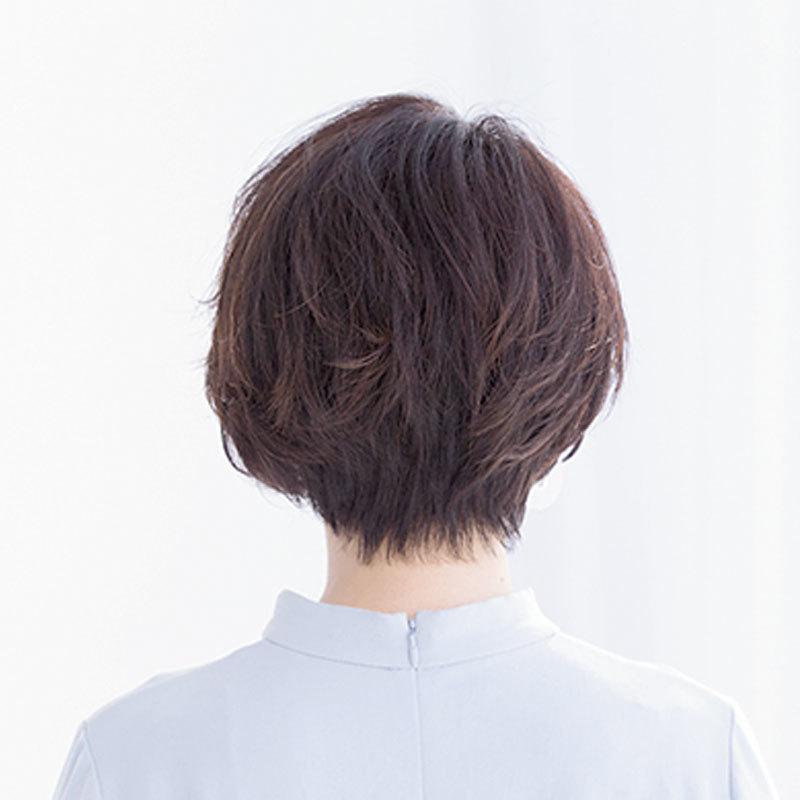 扱いやすい上に女らしさもプラス!40代のためのショートヘアスタイル月間ランキングTOP10_1_30