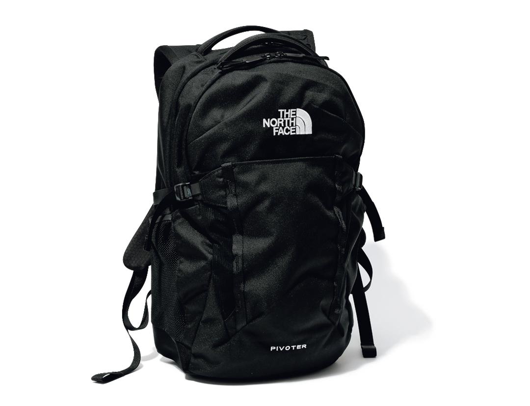 カジュアル派の毎日バッグは「黒リュック」が鉄板! _1_6
