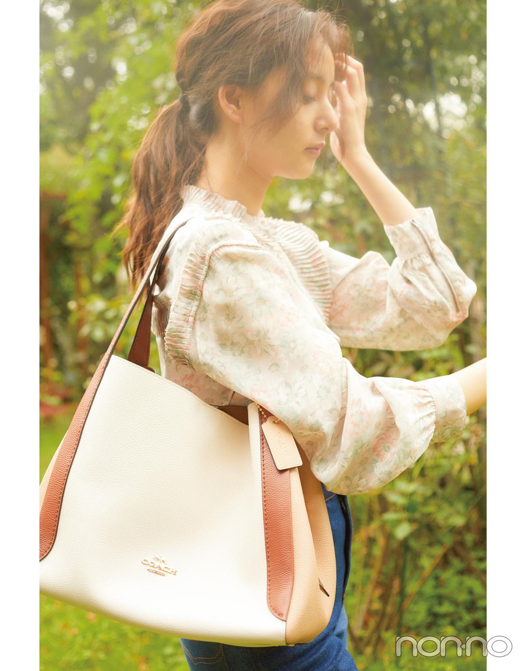 コーチの新作バッグは上品ベージュが本命★ 日本限定バッグも!【20歳からの名品】_1_2
