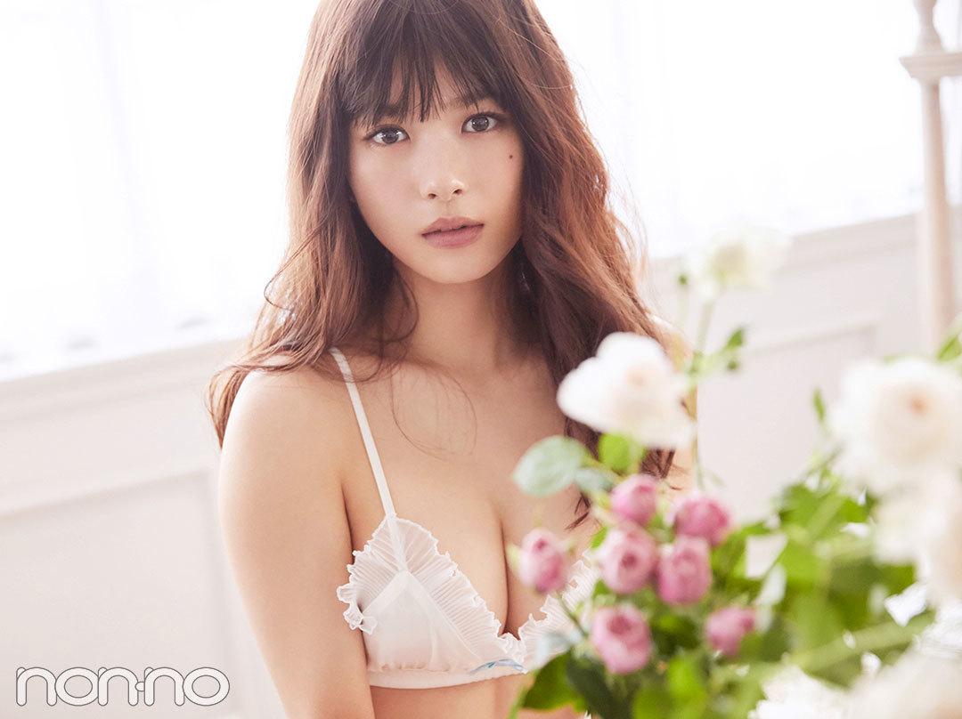 Web限定! 馬場ふみかの最新ランジェリー♡ 【大反響テーマ未公開カット】  _1_1