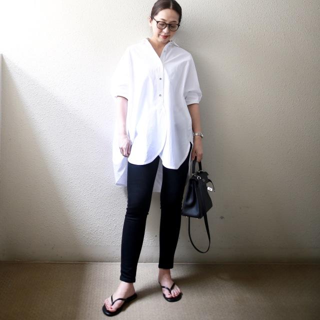 困った時の白いシャツ。_1_1