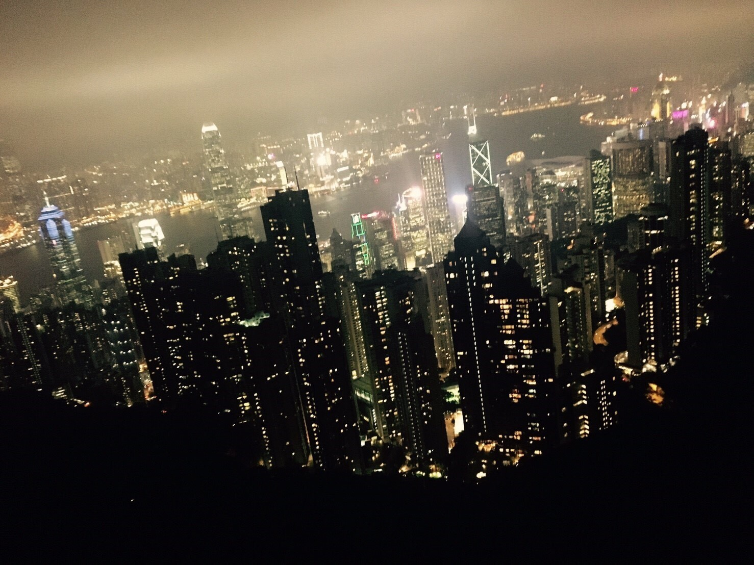 100万ドルの夜景、充実旅行に【香港】_1_1