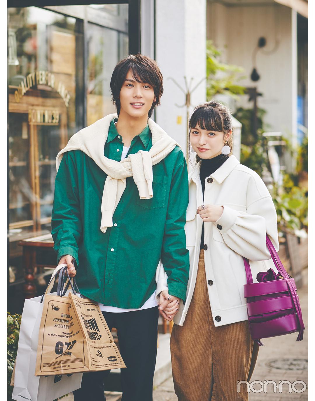 もしも中川大志くんが彼だったら…こんなお買い物デートがしたい!【デートコーデ】_1_3