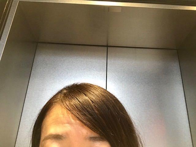 髪の薄毛対策!!分け目を変えてボリュームUP!!_1_2