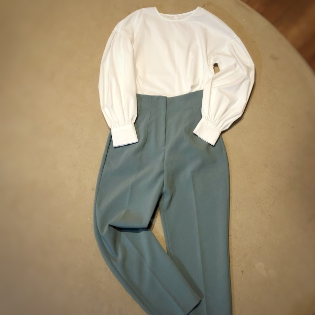 この春、きれい色を楽しむなら「カラーパンツ」がマスト! 40代に似合うカラーパンツ総まとめ|アラフォーファッション_1_35