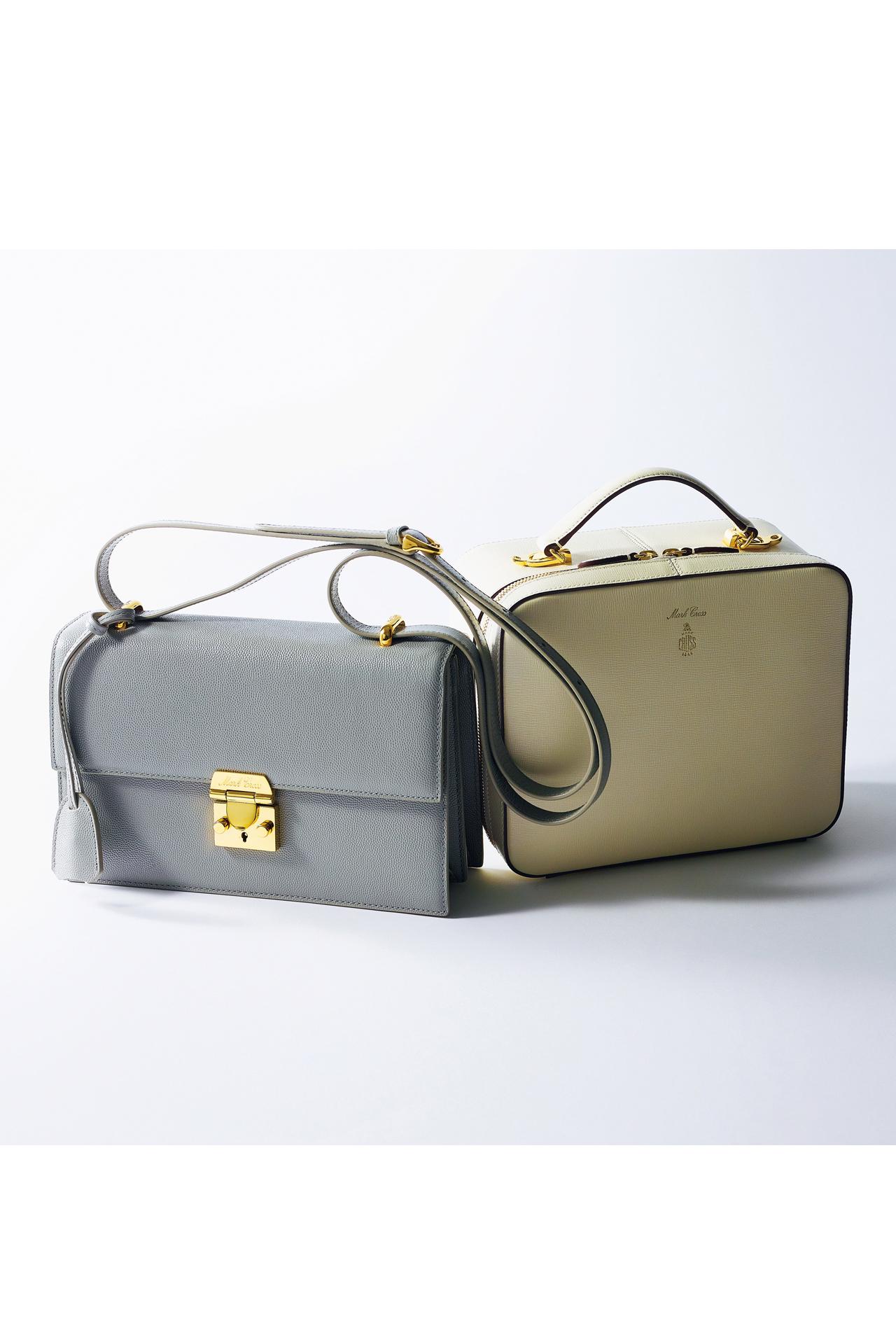 バッグは「きれいめ」、靴はフラットで「ハズす」 TOKYOベーシックスタイル_1_1-3