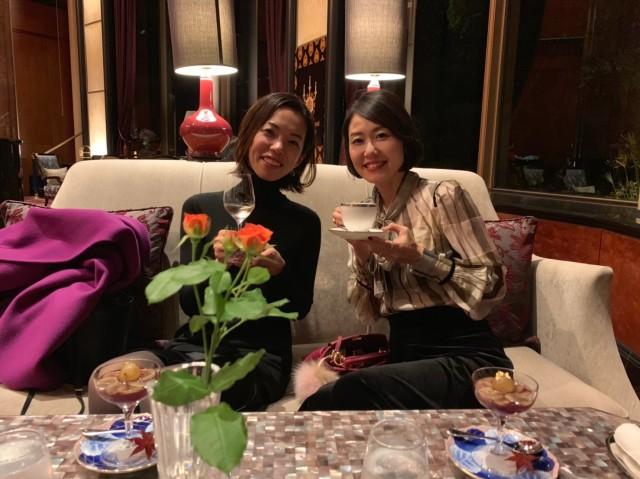 ウェスティンホテル東京・日本料理【舞】で秋の女子会ディナー_1_3