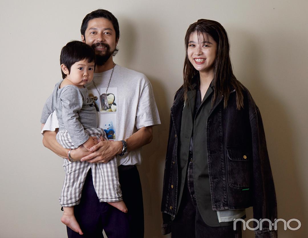 non-no 2020年9月号掲載『馬場ふみかのふみかける』 スタイリスト・山田陵太さんとコラボ!