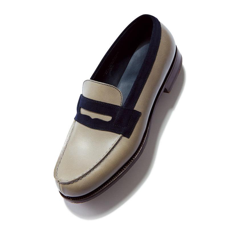 スマートさはそのままに、アッパーやソールに個性が光る「マニッシュ靴」_1_1-2