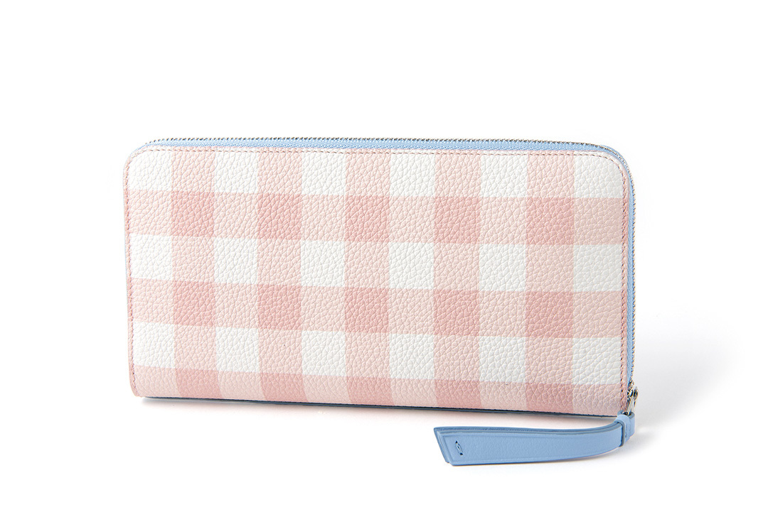 新しいお財布は、ロエベのギンガムチェックシリーズで決まり!【20歳の記念】_1_2-2