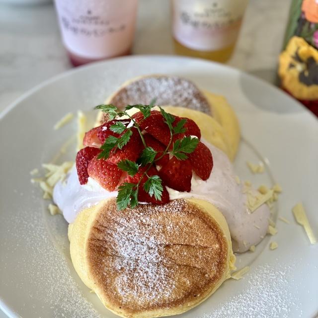 幸せのパンケーキ淡路島