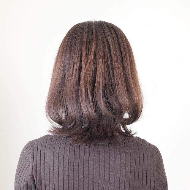 大人気!アラフォーくびれヘアの作り方【tomomiyuヘア】_1_5