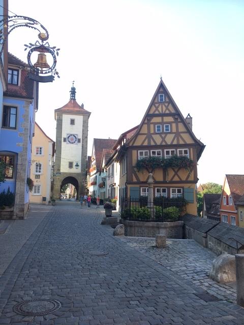 夏休み旅行 day3:ドイツ ローデンブルグ_1_1-2