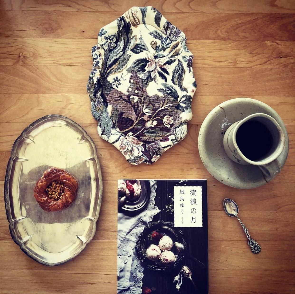 お菓子時間の布小物 〜おやつマット編_1_4