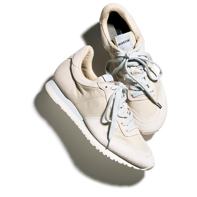 靴「MARATHON CLASSIC LAMB」¥22,000/ノヴェスタ ジャパン(ノヴェスタ)
