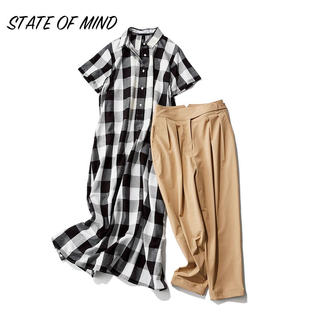 秋ファッション プチプラ 通販 ステートオブマインド