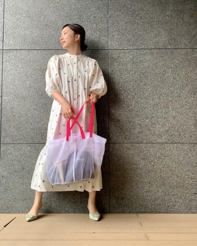 めちゃ着やすい・履きやすい・持ちやすいアイテムばかりの華やかコーデ_1_2-1
