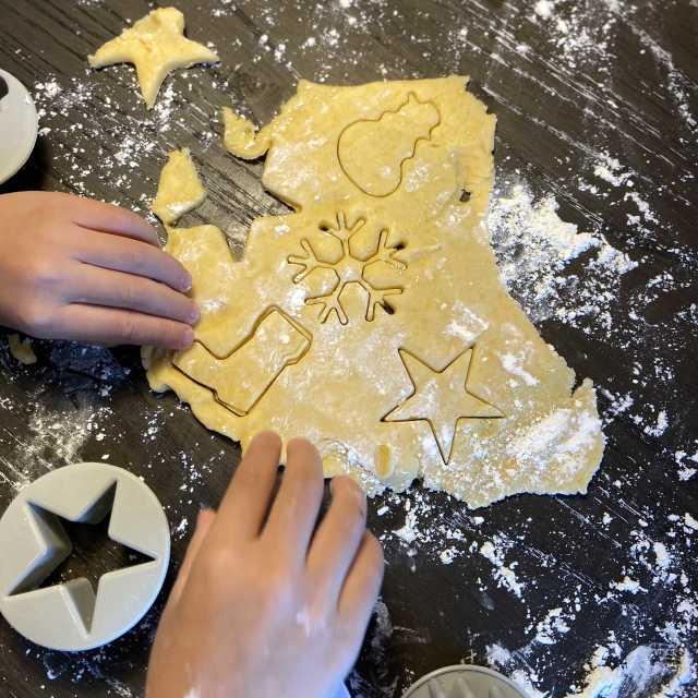 簡単! ドイツの定番「クリスマスクッキー」レシピをご紹介!_1_2